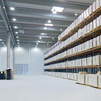 Уборка складов и складских помещений
