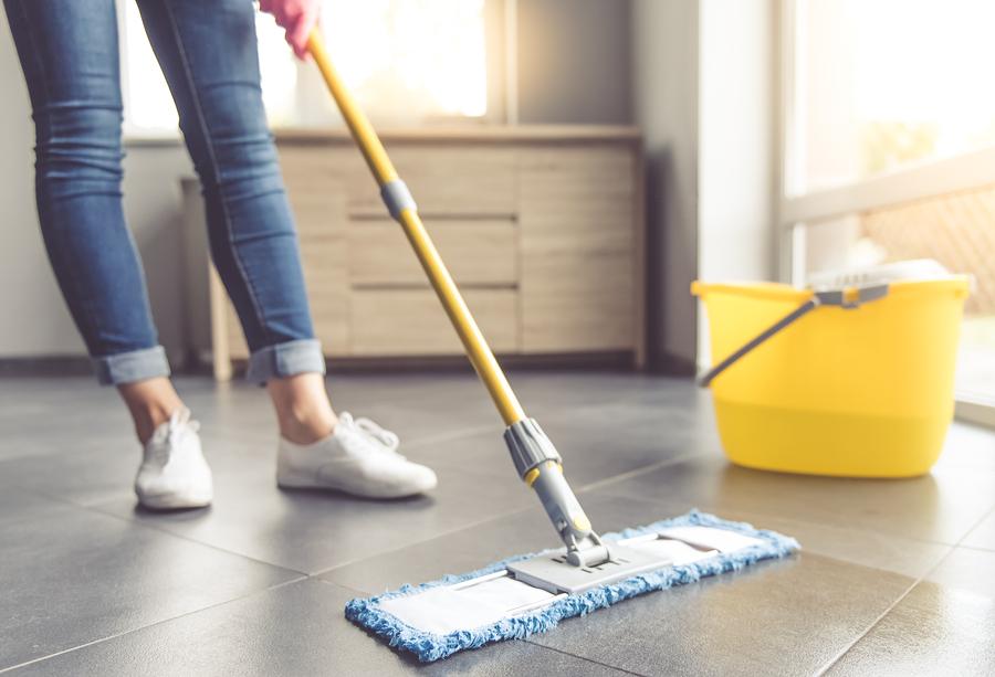Как поддерживать квартиру в чистоте