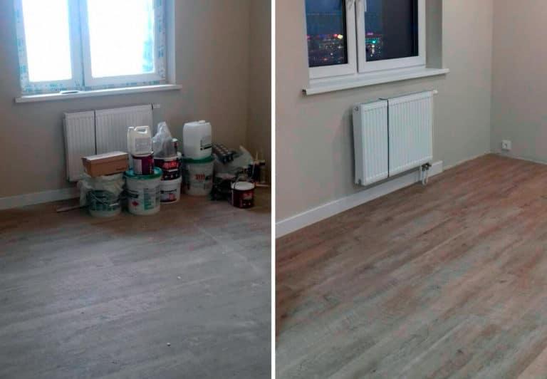 Обеспыливание квартиры после сдачи от застройщика